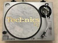 Technics SL-1200MK2 Direct Drive Turntable Excellent Condition