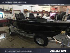 2018 Lund Boat Co Fury XL 1625 Tiller