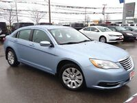 2013 Chrysler 200 ***ONE OWNER TRADE IN***BALANCE OF GOLD PLAN S