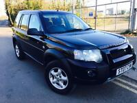 2007 FREELANDER TD4 Auto FSH IMMACULATE INSIDE OUT