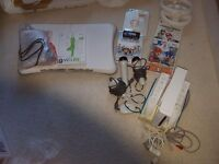Wii, Games and Wii Fit