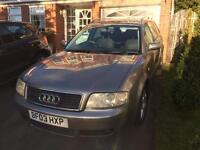 Audi A6 Tdi Avant Estate 2003