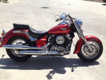 YAMAHA XVS 650 XVS650 06/2010 MODEL 14544KMS PROJECT NEGOTIABLE Campbellfield Hume Area Preview