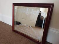 Old Trafford stadium photo, Manchester United old Trafford theatre of dreams mirror.