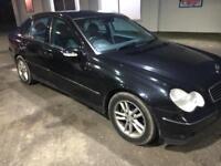Mercedes benz C220 Cdi 53 Reg Diesel Automatic Leather Alloys Bargain