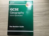 GCSE Geography OCR B Spec Revision Guide
