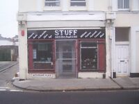 Lock up shop/office for rent Stoke rd, near city centre, £80 per week