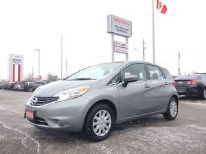 2015 Nissan Versa Note 1.6 SV Certified Pre Owned