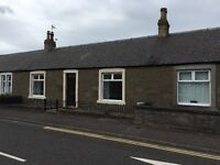 Beautiful, 2 bedroom, semi detached cottage in sought after location - Dalhousie Street Monifieth