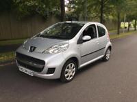 2011 61 Peugeot 107 5 door, £20 Tax, Full Service History, HPI clear!