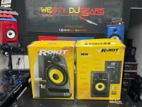 ✅ KRK Rokit RP5G3 Powered Monitor Speakers Pair Boxed !!