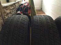 4 x good tyres - 215 65 15