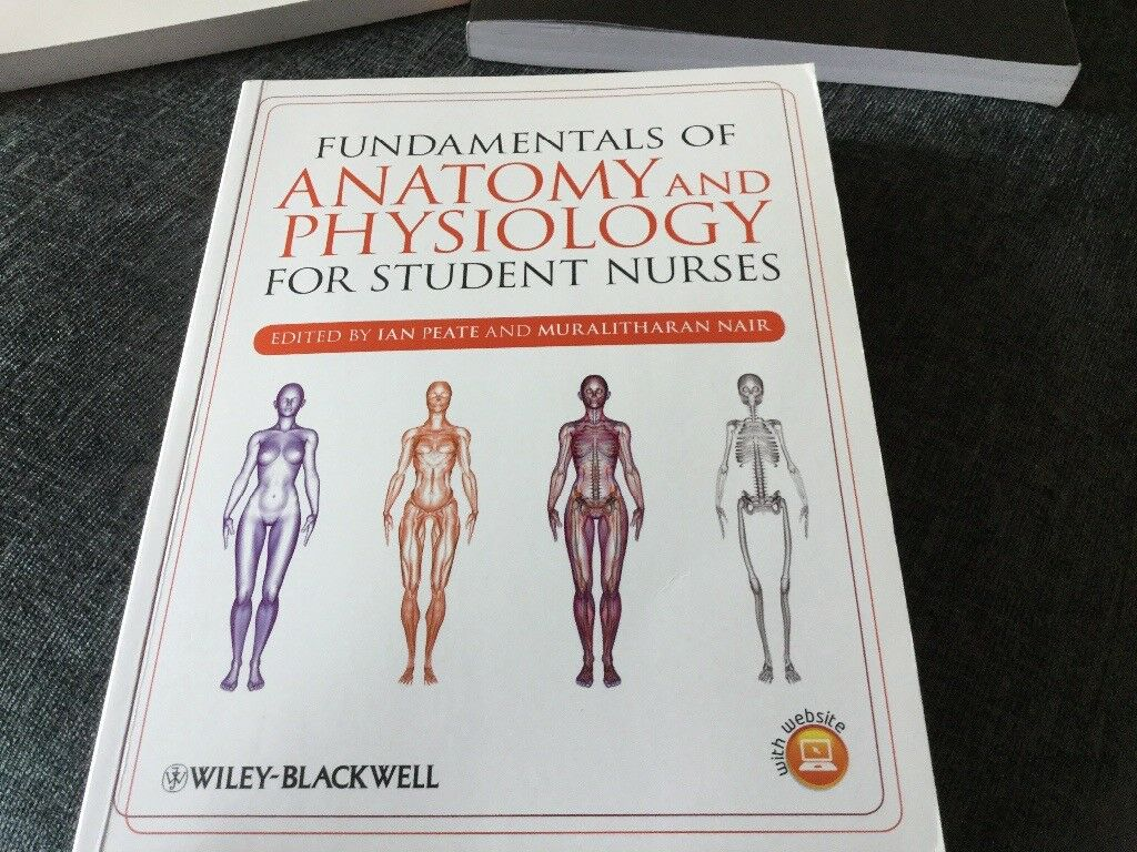 Student Nurse Anatomy And Physiology Books In Costessey Norfolk