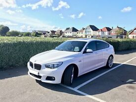 BMW 5 Series Gran Turismo 2.0 520d M Sport 5dr (start/stop)