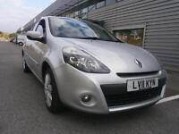 RENAULT CLIO 1.6 VVT GT Line TomTom Auto (silver) 2011