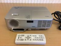 NEC NP50 DLP Projector, brand new lamp Just Installed, Fully Working Good Condition.
