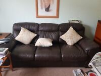 Leather suite(s) for sale