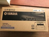 Yamaha CRX550 CD/DAB/DAB+/FM/iPod Mini Sound System