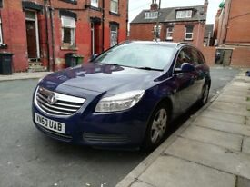 Hi I have vauxhall insignia exc cdti 60 plate for sale!!