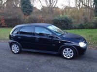 VAUXHALL CORSA 1.2 2002 MOT 9 MONTHS FULL SERVICE HISTORY INCLUDING NEW CAMBELT