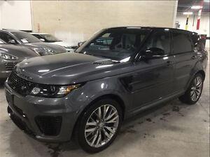2016 Land Rover Range Rover Sport V8 SVR | ONT CAR | WARRANTY