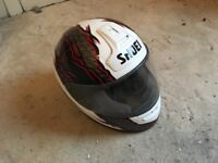 Shoei motorbike helmet,very good condition.