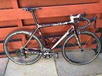 Sensa Giulia full ultegra road bike