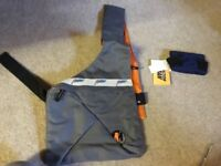 New Action man utility vest top toys play child's one size with utility wrist band combat soldiers