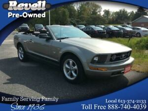 2009 Ford Mustang *ONLY 33k  1-owner  Leather  Pony pkg