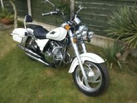 125 CRUISER [ NOW SOLD ]