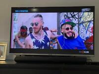 42inch Smart TV Panasonic and Sound bar