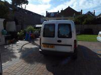 Vauxhall Combo 1700 CDTi 16v good condition