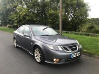 2008 08 SAAB 9-3 1.9 TID AUTO VECTOR SPORT IMMACULATE MUST SEE FSH 2 OWNERS BARGAIN DIESEL
