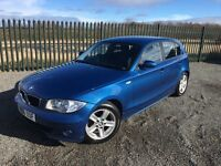 2006 06 BMW 120D SPORT *DIESEL* 5 DOOR HATCHBACK *6 SPEED MANUAL* - SEPT 2017 M.O.T - SUPERB EXAMPLE