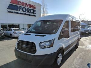 "2017 Ford Transit T-350 XL 148"" WB Medium Roof 15 Passenger Van"