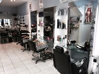 Rent a Chair/FREELANCE Hairdresser and BEAUTICIAN needed (negotiable terms)
