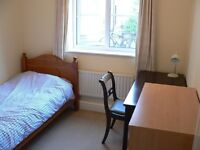 Single room in 2-bedroom flat, central Oxford, available from early Oct., for postdoc/grad, £520pcm
