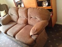 3 seat sofa free to collect