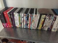 30 DVDs 4 Box Sets