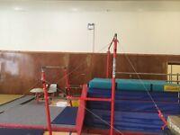 Gymnastics - Continental Sports Uneven Bars