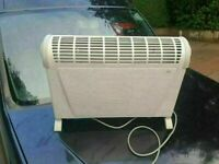 De'Longhi HS20/3 Convector Heater with 2 Heat Settings, 2kW GOOD CONDITION