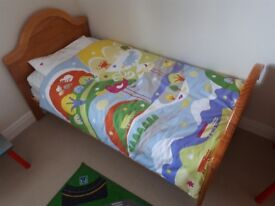 Cot or toddler bed