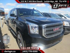 Used 2015 GMC Yukon XL SLT-Heated/Cooled Leather, 8 Passenger