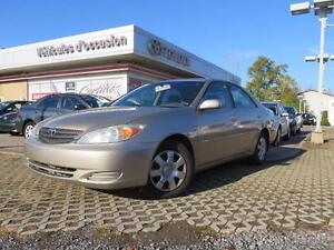 2003 Toyota Camry LE POWER GROUP