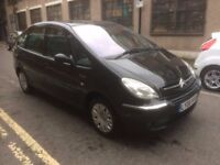 2006 06 CITREON XSARA PICASSO 1.6 PETROL 86K NEEDS BOOT REPLACED £60 EBAY SAME COLOUR HPI CLEAR MOT