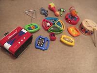Instrument bundle