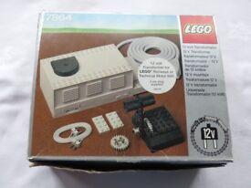 Lego Train set Power Transformer (7864)