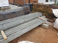 Concrete Beams for Concrete beam and block floor