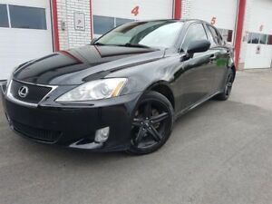 2007 Lexus IS 250 AWD / AC / IMPECABLE GARANTIE!!
