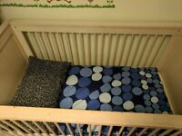 cot bed - great condition